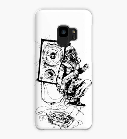 Spin Again Case/Skin for Samsung Galaxy