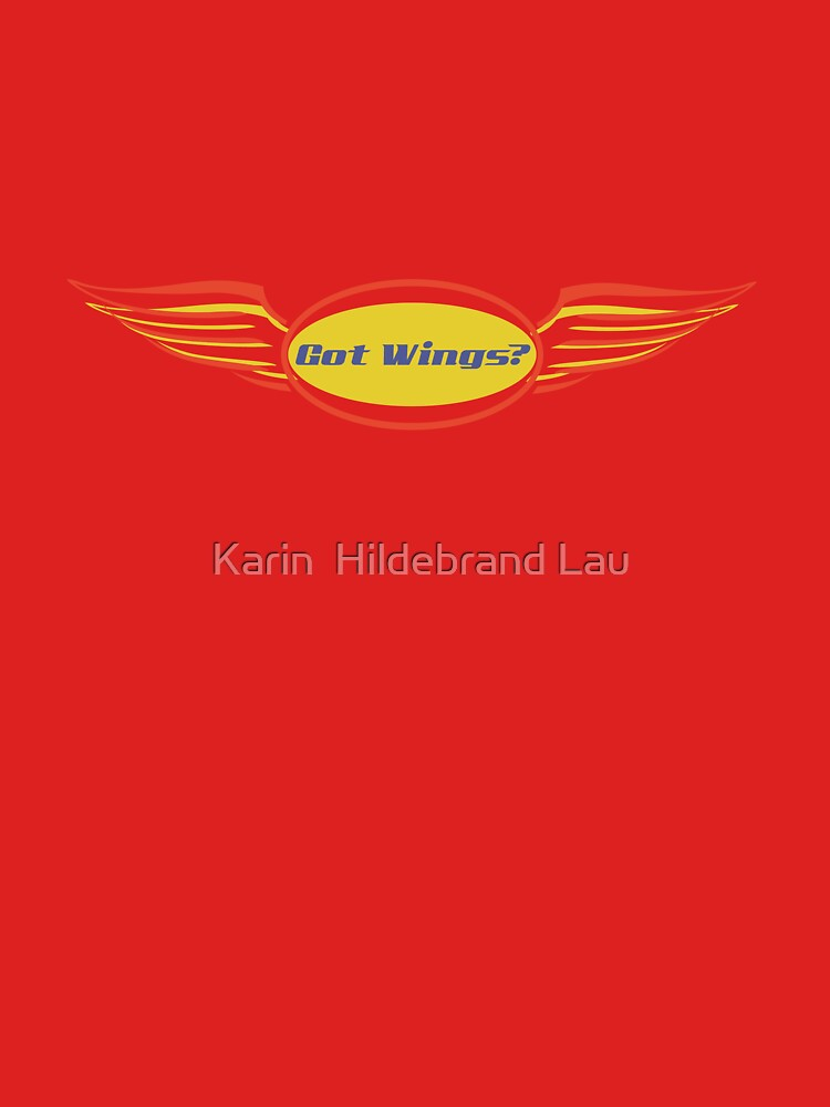 Got Wings? by karimala