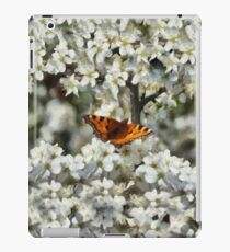 Butterfly on Blossom iPad Case/Skin