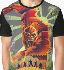 Kong The King Of Skull Island Graphic T-Shirt