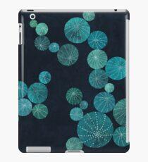 Turquoise cactus field iPad Case/Skin