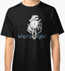 Wolf Animal Vector Classic T-Shirt