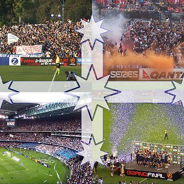 Melbourne Victory 2006/2007 by SpazzyPC