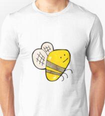 cartoon fat bumble bee Unisex T-Shirt