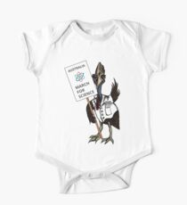 March for Science Australia – Cassowary, full color One Piece - Short Sleeve