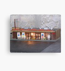 Grocers Canvas Print
