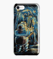 Van Goghstbusters iPhone Case/Skin