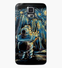 Van Goghstbusters Case/Skin for Samsung Galaxy