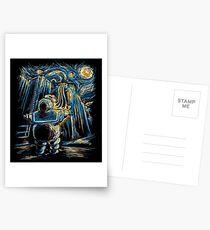Van Goghstbusters Postcards