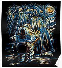 Van Goghstbusters Poster