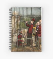 Music - How to annoy animals 1925 Spiral Notebook