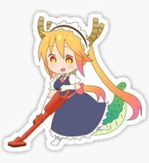 Miss Kobayashi's Dragon Maid - Tooru - Sticker Sticker