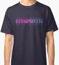 GHOST IN THE SHELL - Binary Pixels Classic T-Shirt