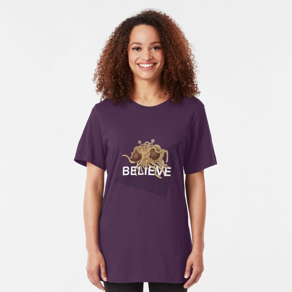 Believe Slim Fit T-Shirt