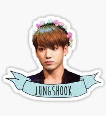 Jeon JungShook - BTS Sticker