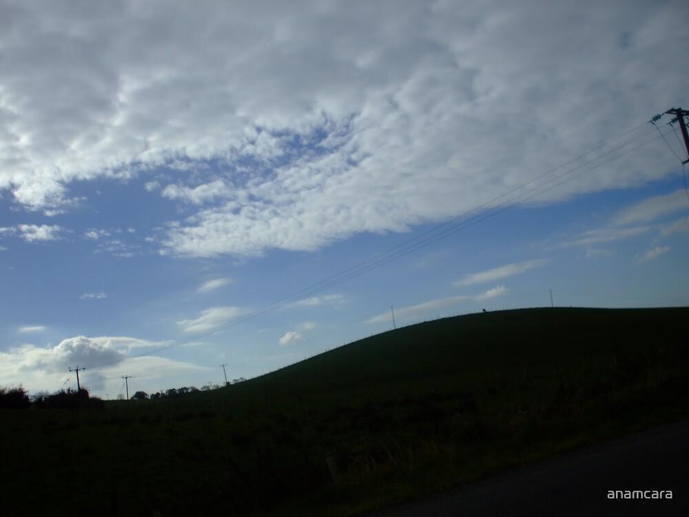 Evening sky by anamcara
