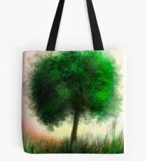 Peaceful Tree Tote Bag