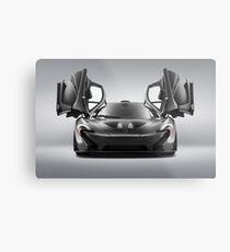 McLaren P1 MSO Metal Print