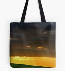 Let The Light Shine Down  Tote Bag
