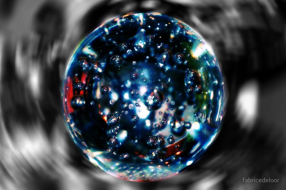 Crystal Ball by fabricedeloor