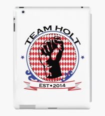 Team Holt iPad Case/Skin