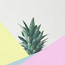 Pineapple Dip V by Cassia Beck