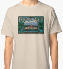 Rosyln Cafe - An Oasis : Inspired by Northern Exposure Classic T-Shirt
