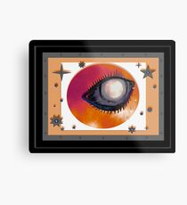 Eye of the Sun Metal Print