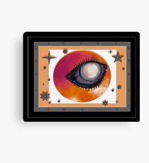 Eye of the Sun Canvas Print