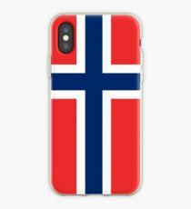 Norwegian Flag  iPhone Case