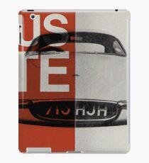 lotus elite iPad Case/Skin