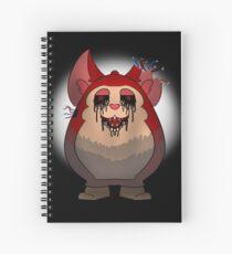 Terrifying Tattletale  Spiral Notebook