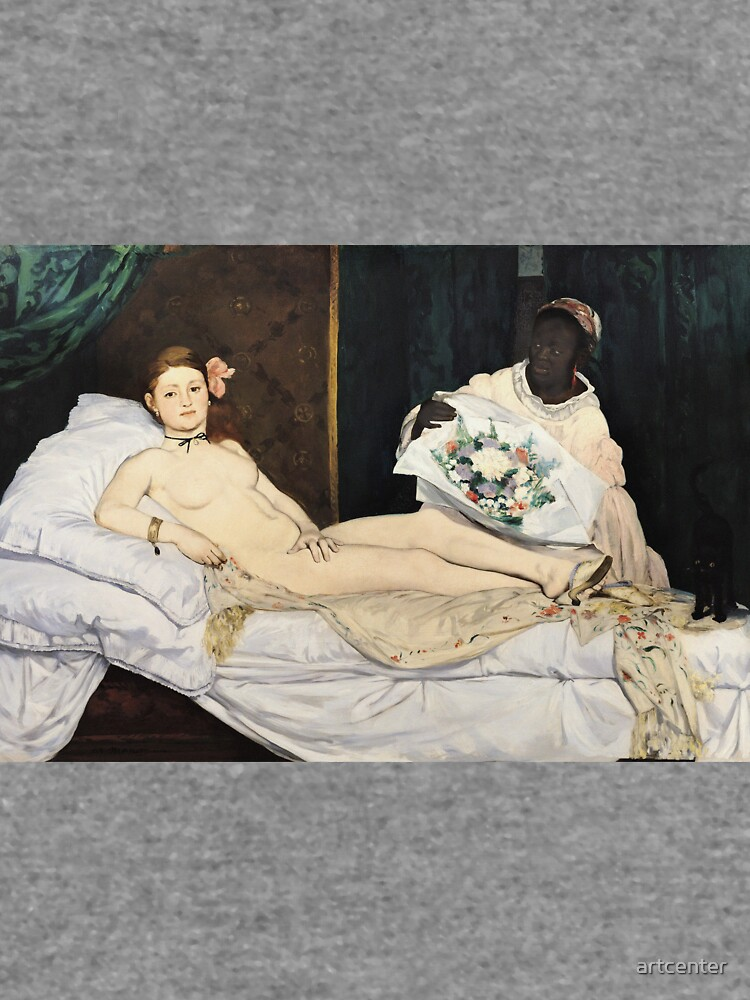 Edouard Manet - Olympia von artcenter