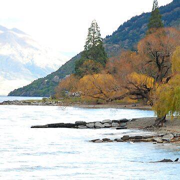 Lake by timlim