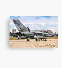 Panavia Tornado GR4 ZA601/EB-B Canvas Print