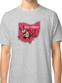 Miami Redskins – Love and Honor  Classic T-Shirt