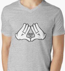 Swag Hand Men's V-Neck T-Shirt