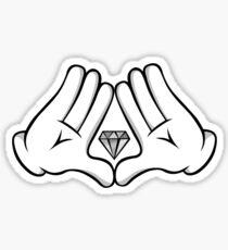 Swag Hand Sticker