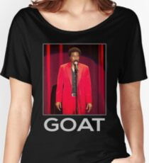 Richard Pryor GOAT Women's Relaxed Fit T-Shirt