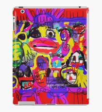 Bugs in the White House iPad Case/Skin