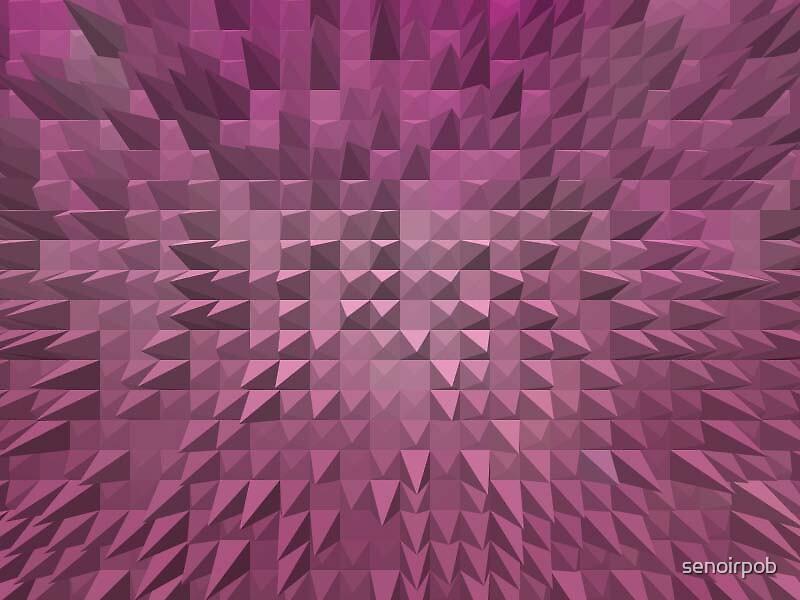 pink hills by senoirpob