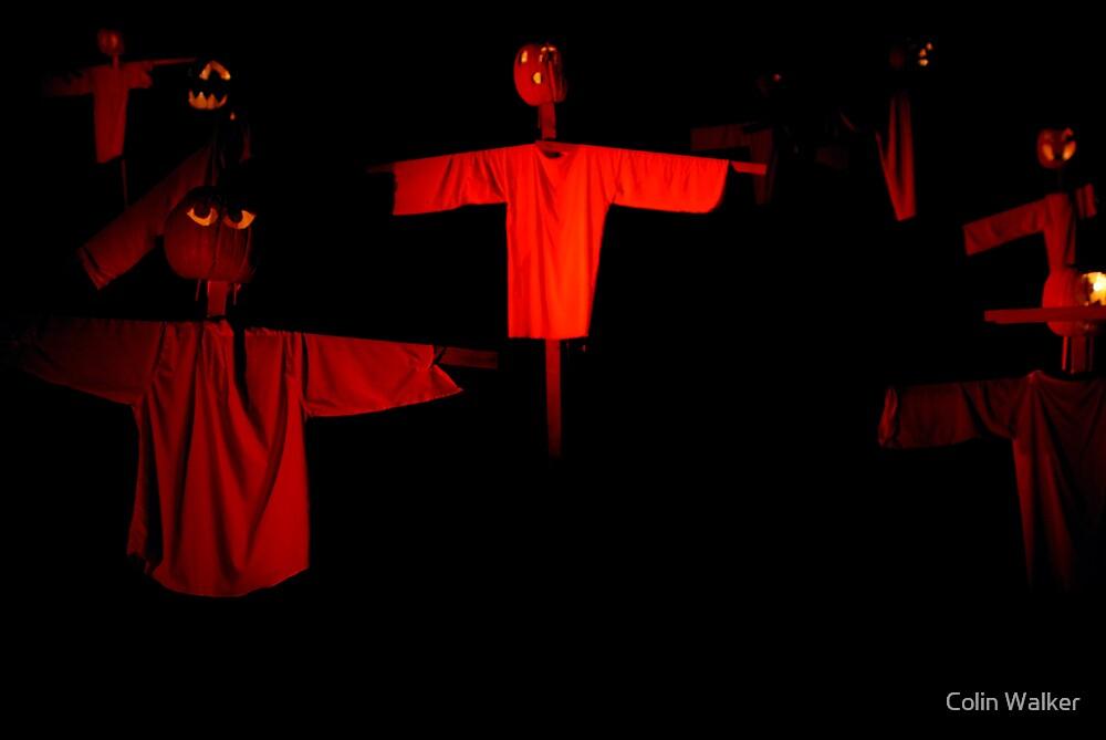 Spooky Halloween by Colin Walker