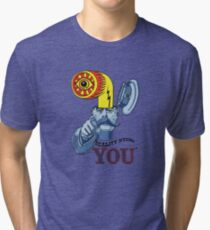 Reality Needs You...V2 Tri-blend T-Shirt