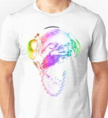 Sloth (Rainbow B-Boy Style) Unisex T-Shirt