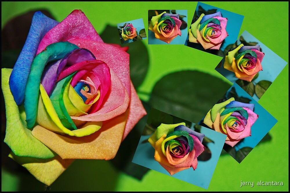 Rainbow II by jerry  alcantara