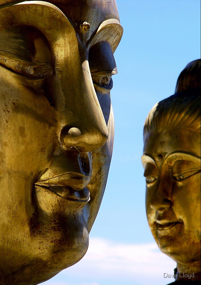 Faces by Dave Lloyd