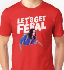 Laura gets feral T-Shirt