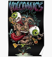 Volcomics Poster