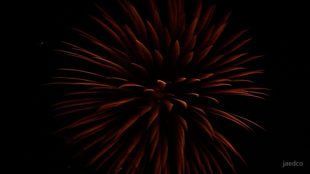 Fireworks #1 by jaedco