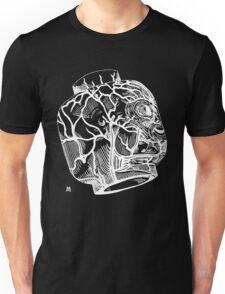Veins of head (white) T-Shirt